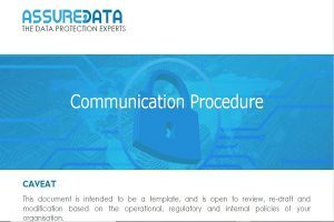 Communication Procedure