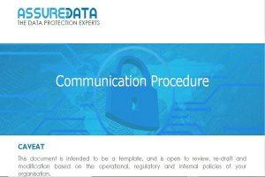 Communication Procedure