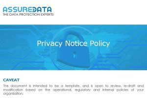 Privacy Notice Policy